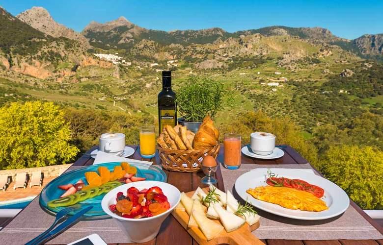Fuerte Grazalema - Restaurant - 17