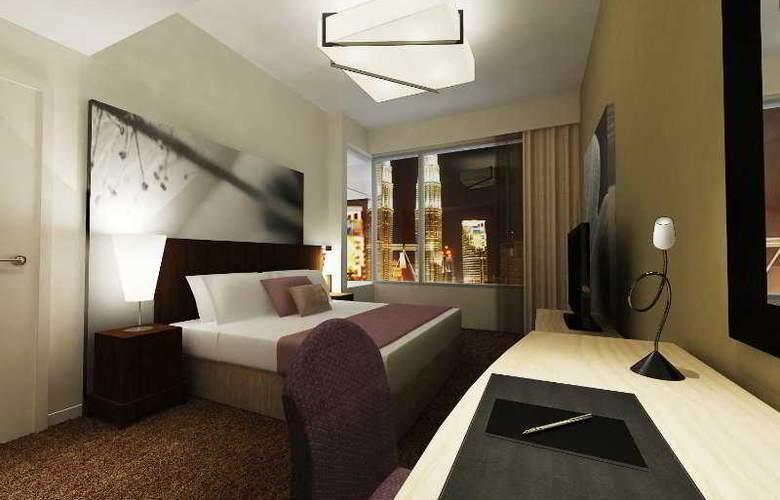 Somerset Ampang Kuala Lumpur - Room - 3