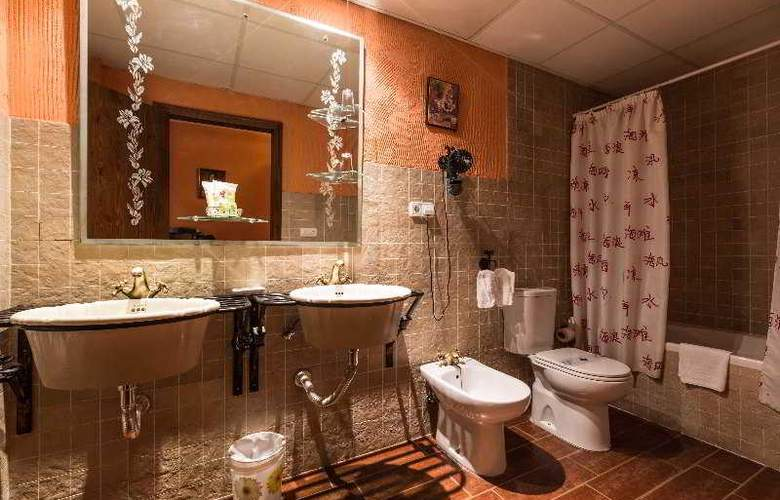 Palacio Guzmanes Hospederia Rural - Room - 25