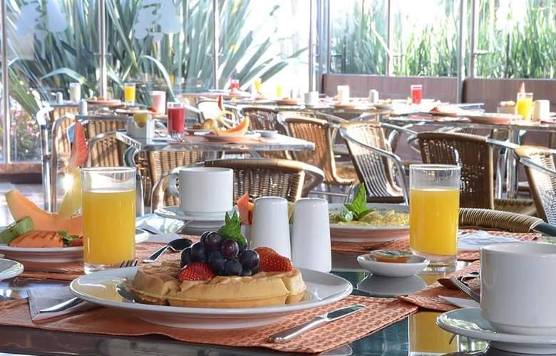 Parque 97 Suites - Restaurant - 21