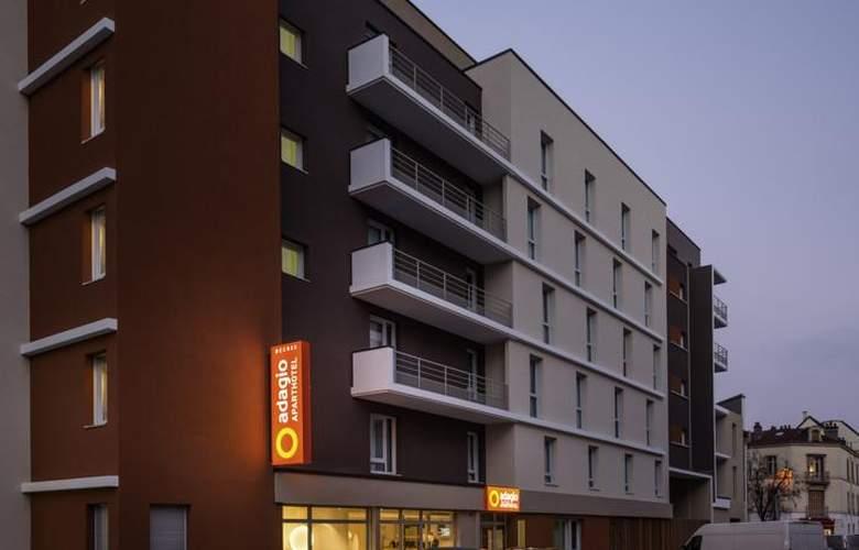Adagio Access Dijon Republique - Building - 0