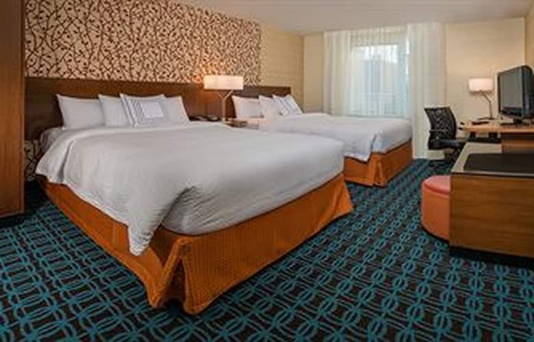 Fairfield Inn & Suites New York Manhattan/Downtown East - Room - 9