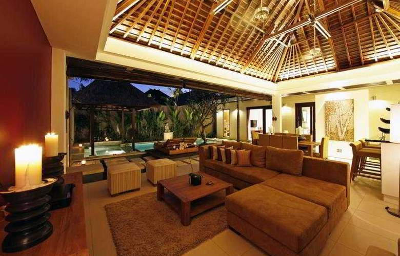 Chandra Luxury Villas Bali - Room - 4