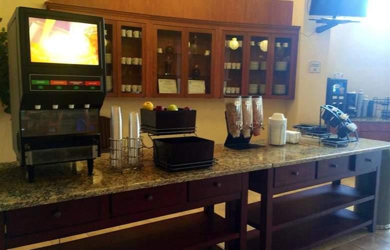 Best Western Bordentown Inn - Restaurant - 39