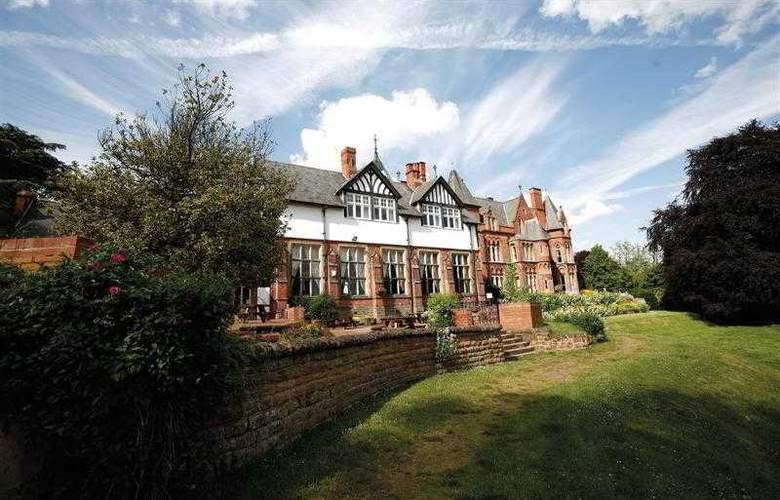 Best Western Bestwood Lodge - Hotel - 45