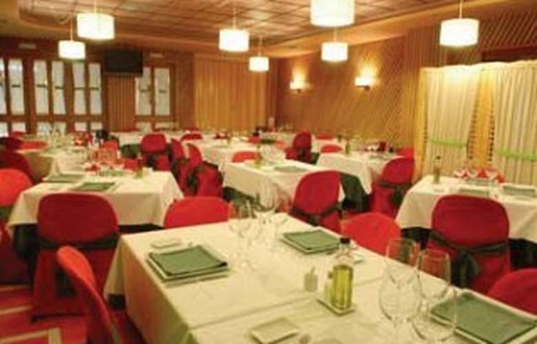 Hospedium Las Tablas - Restaurant - 5