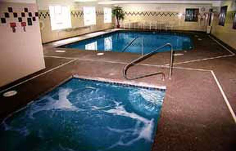 Comfort Suites Southwest - Pool - 6