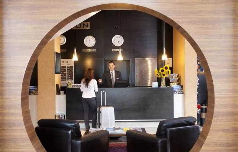Best Western Hotel Expo - Hotel - 46