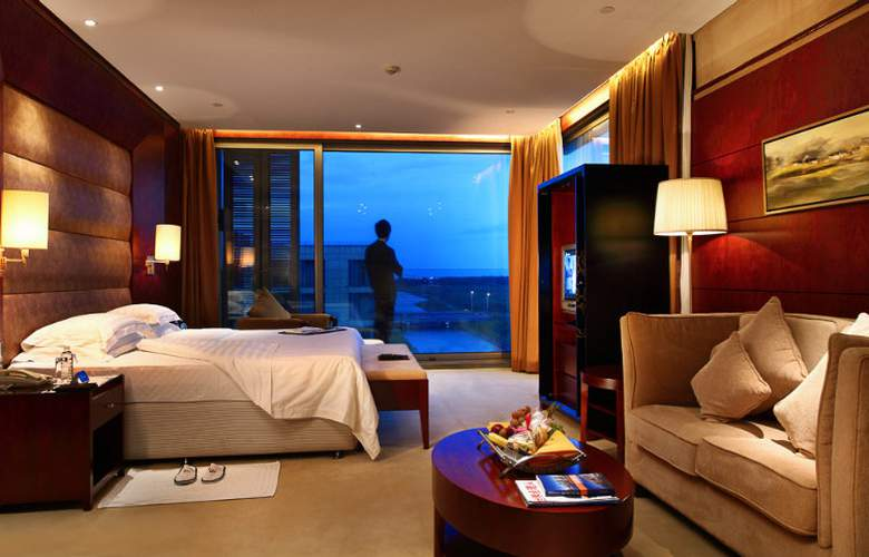 Howard Johnson Plaza Lingang Shanghai - Room - 8