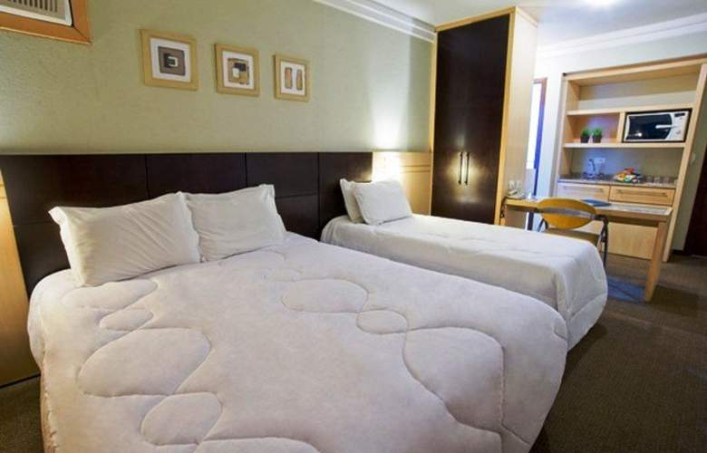 Slaviero Executive Pinhais - Hotel - 7