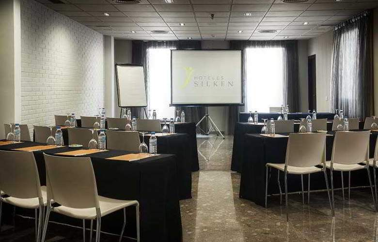 Silken Ramblas - Conference - 16