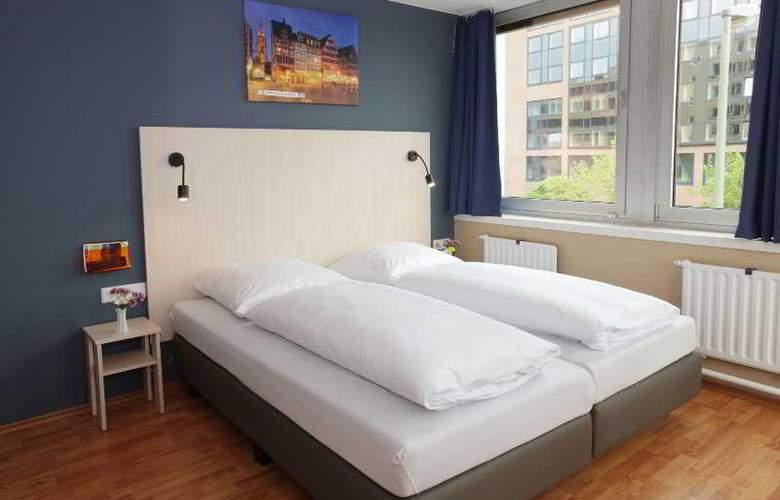 A&O Frankfurt Galluswarte Hotel - Room - 24