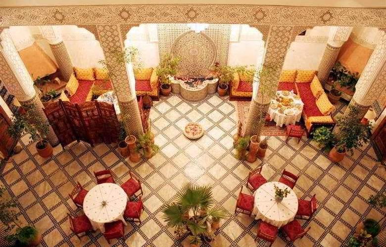 Riad Dar Dmana - Restaurant - 7