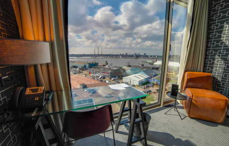 DoubleTree by Hilton Amsterdam - NDSM Wharf - Room - 33