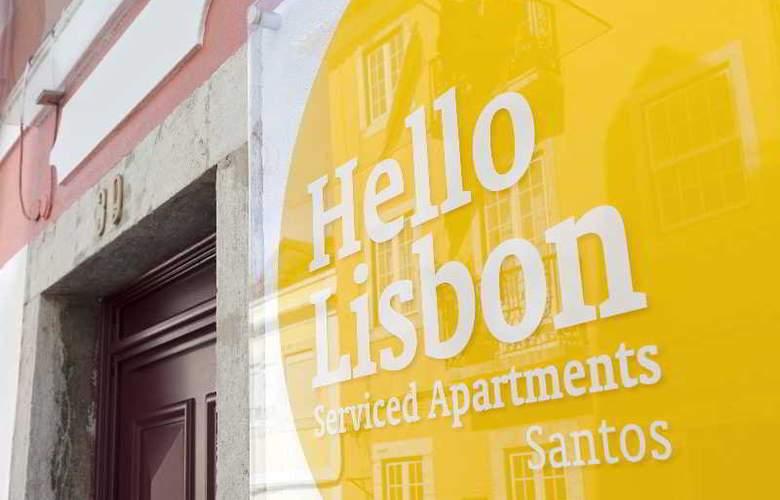 Hello Lisbon Santos Apartments - Hotel - 1