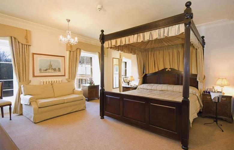 Best Western Plus Orton Hall Hotel & Spa - Room - 13