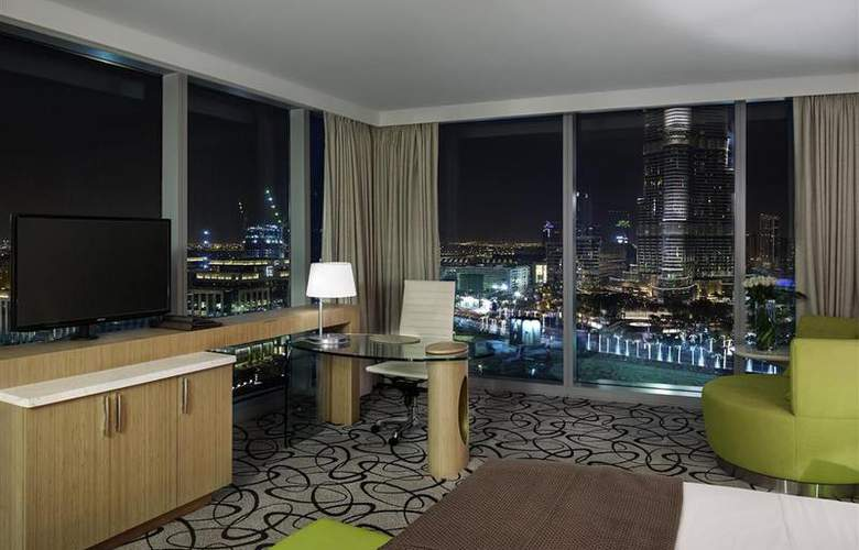 Sofitel Dubai Downtown - Room - 61