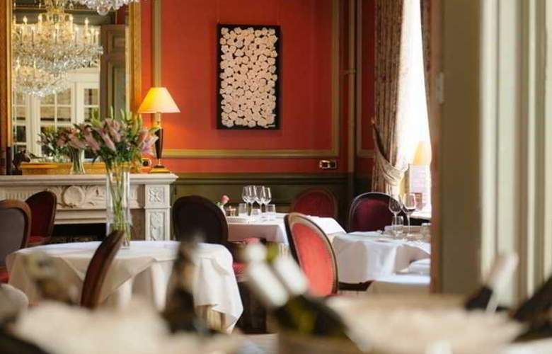 Relais and Chateaux Hotel Heritage - Restaurant - 19
