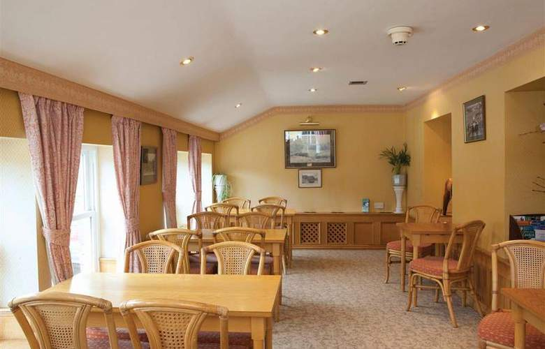 Best Western Glenridding - Restaurant - 24