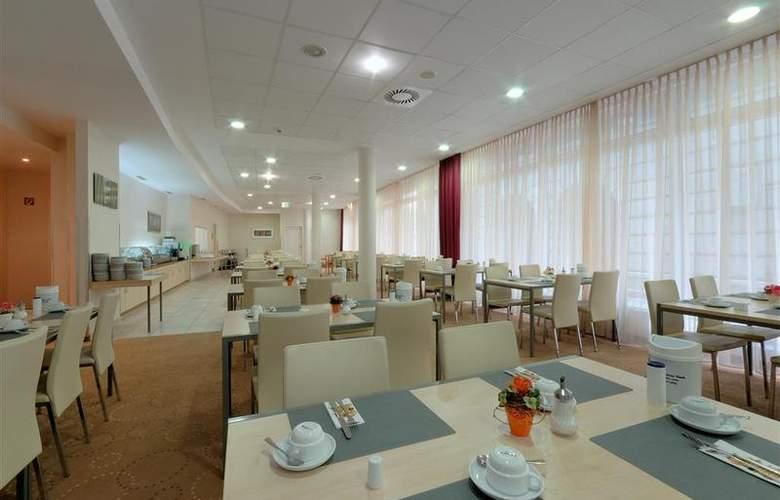 Best Western Berlin Mitte - Restaurant - 31
