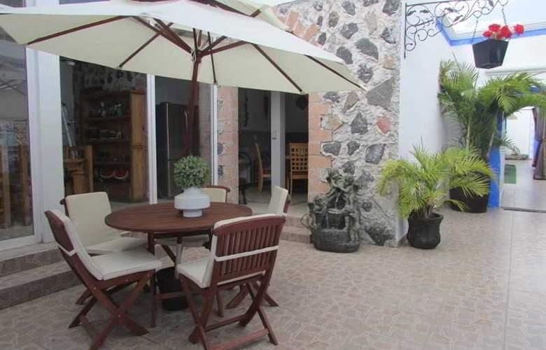 Hotel & Spa Mansion del Burro Azul - Hotel - 7