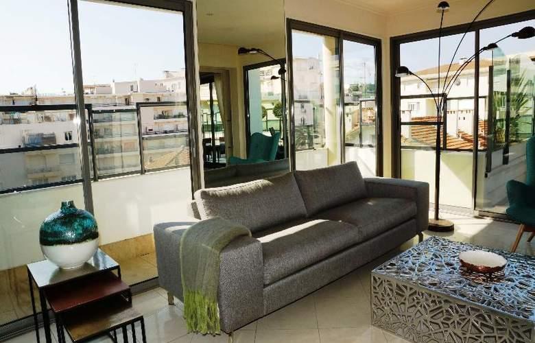Clarion Suites Cannes Croisette - Room - 12