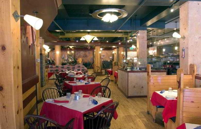 Knotts Berry Farm Resort Hotel - Restaurant - 6