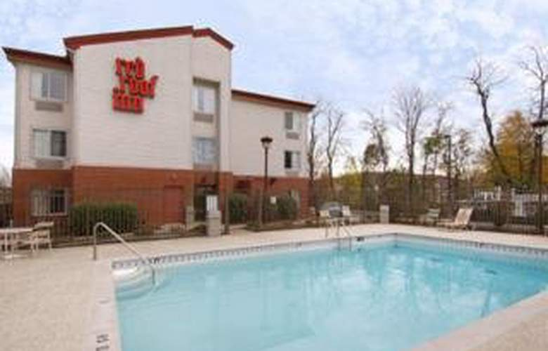 Red Roof Inn Nashville Brentwood - Pool - 5
