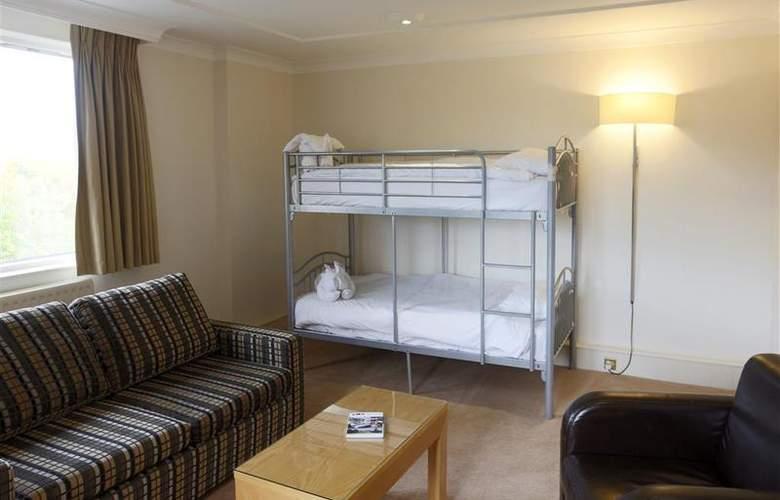 Best Western Stoke-On-Trent Moat House - Room - 72