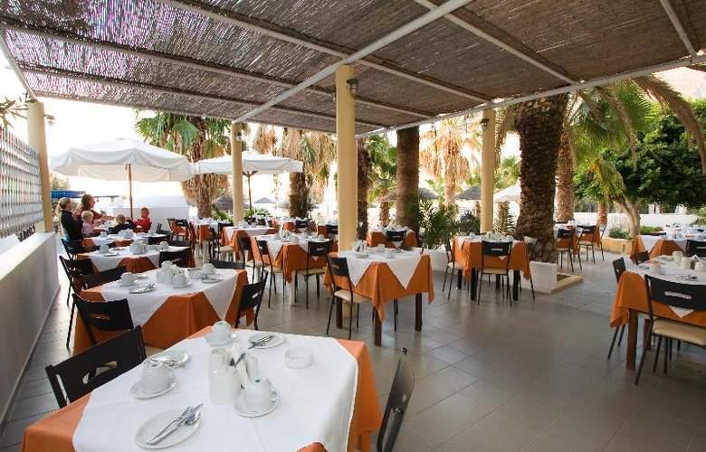 Kamari Beach - Restaurant - 12
