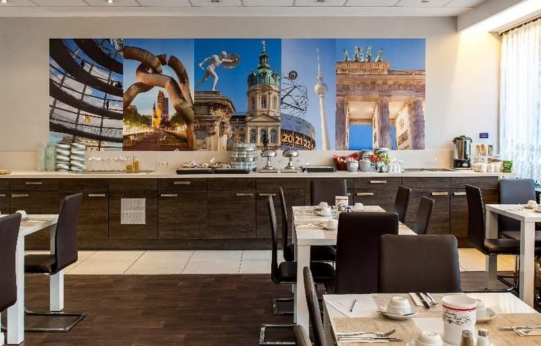 Novum Hotel Franke am Kurfürstendamm - Restaurant - 5