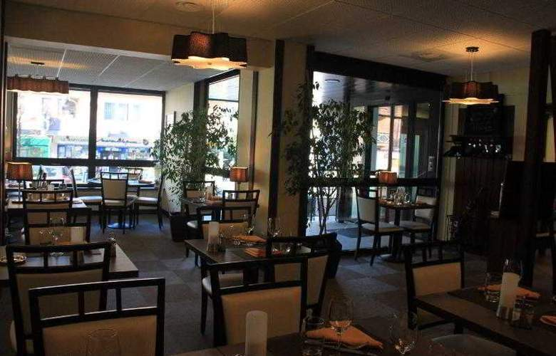 Qualys Hotel D´Alsace - Restaurant - 13