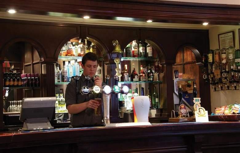 Best Western George Hotel Lichfield - Restaurant - 125