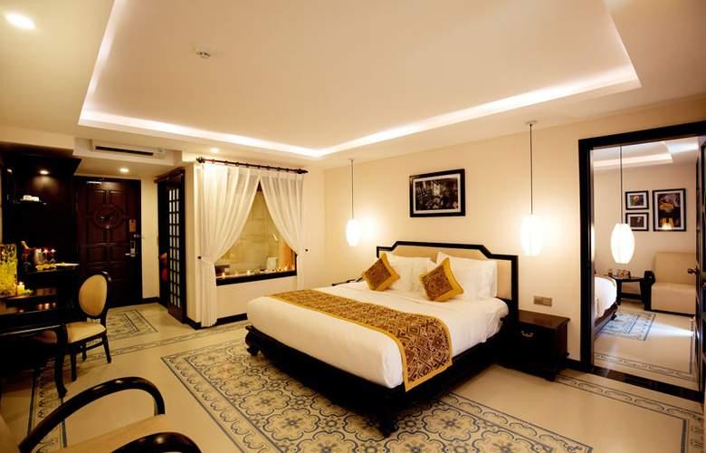 Hoi An Silk Boutique & Spa - Room - 7