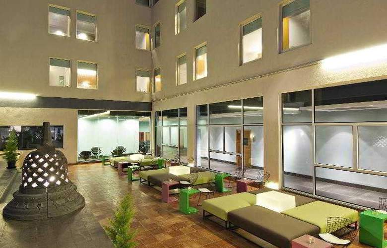 Aloft Bengaluru Whitefield - Hotel - 8