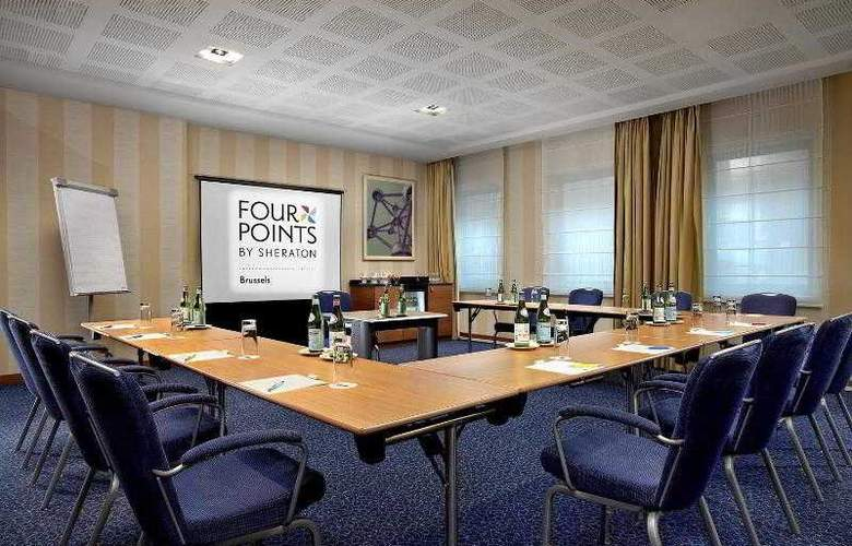 Four Points By Sheraton Brussels - Hotel - 13