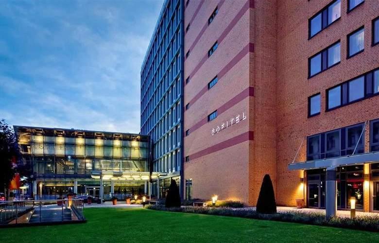 Sofitel Hamburg Alter Wall - Hotel - 55