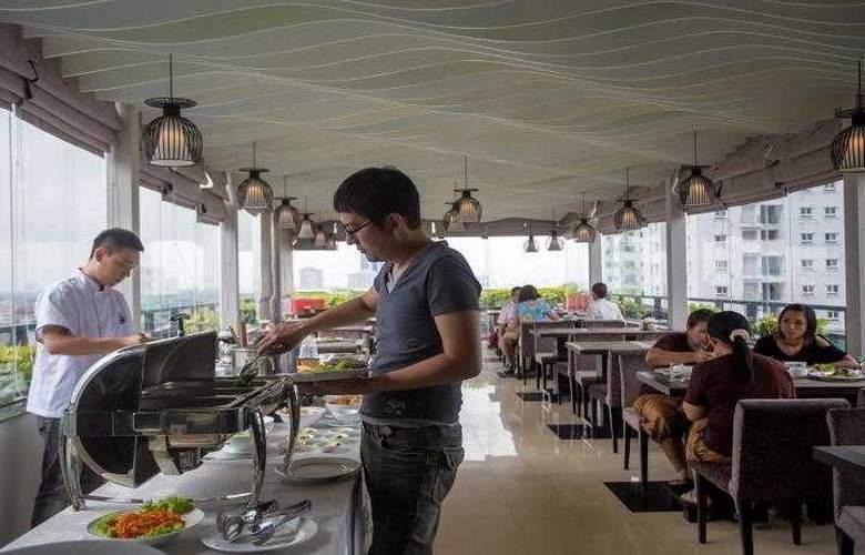 Parkside Sunline Hotel - Restaurant - 10