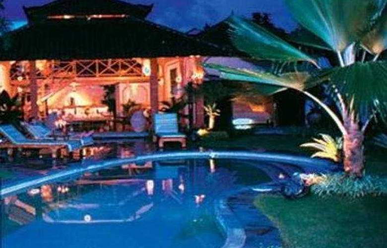 Dyana Villas - Pool - 4