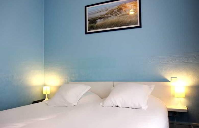 Inter-Hotel Notre Dame - Room - 12