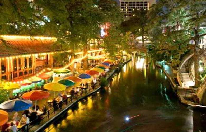 Courtyard San Antonio Medical Center - Hotel - 8
