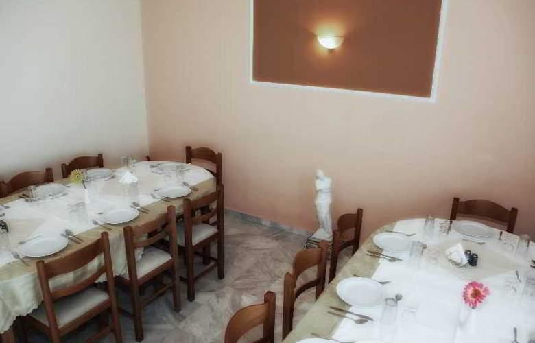 Alexiou hotel - Restaurant - 22