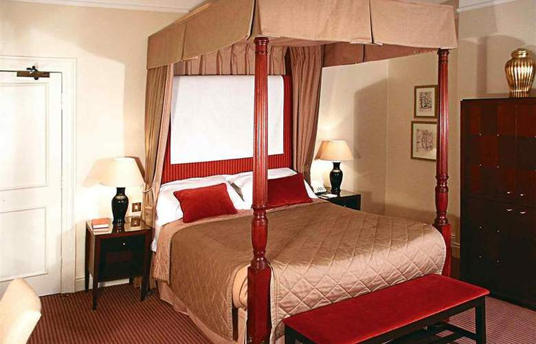 Mercure Brandon Hall Hotel & Spa - Room - 56