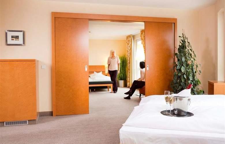 Best Western Premier Airporthotel Fontane Berlin - Room - 40