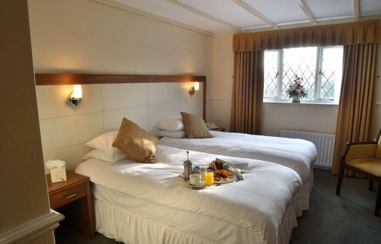 Damson Dene Hotel - Room - 6