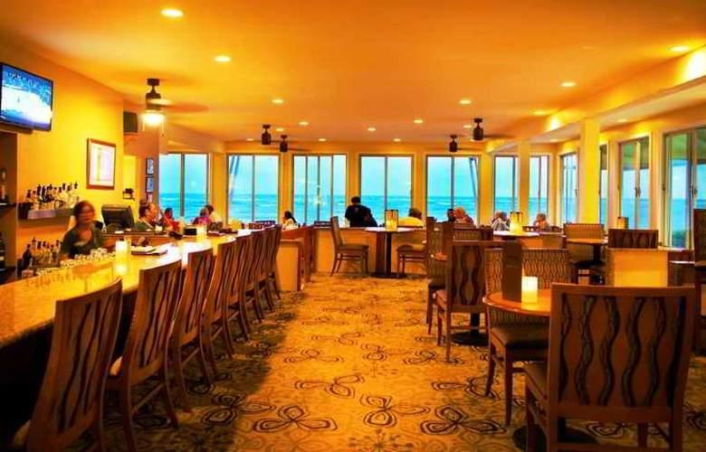 The ISO. Island Sky Ocean - Restaurant - 12