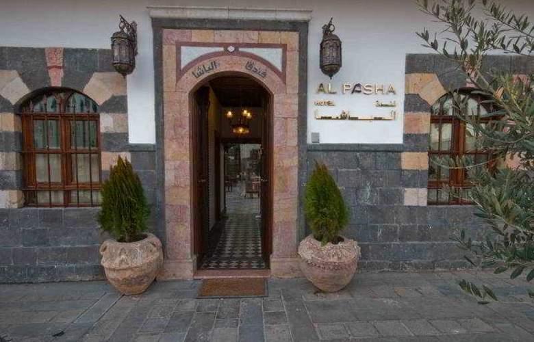 Al Pasha - Hotel - 0