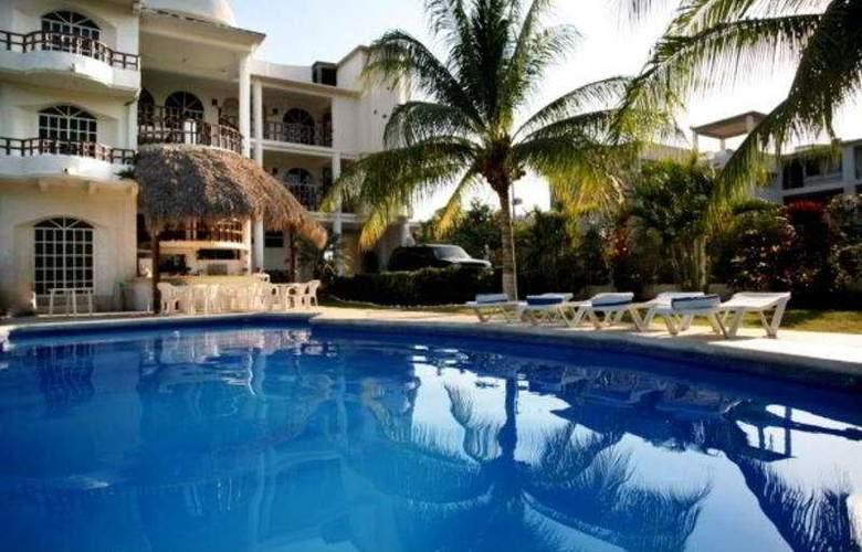 Las Dunas Chahué - Pool - 3