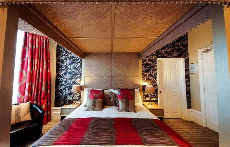 Best Western York House - Hotel - 61