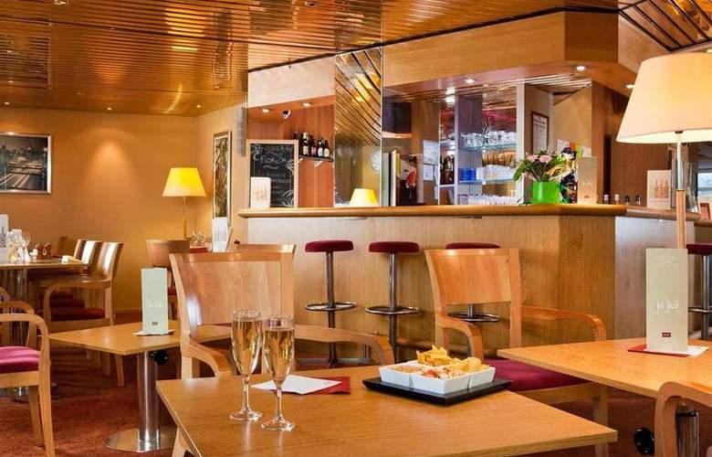 Mercure Paris Sud Les Ulis-Courtaboeuf - Bar - 20